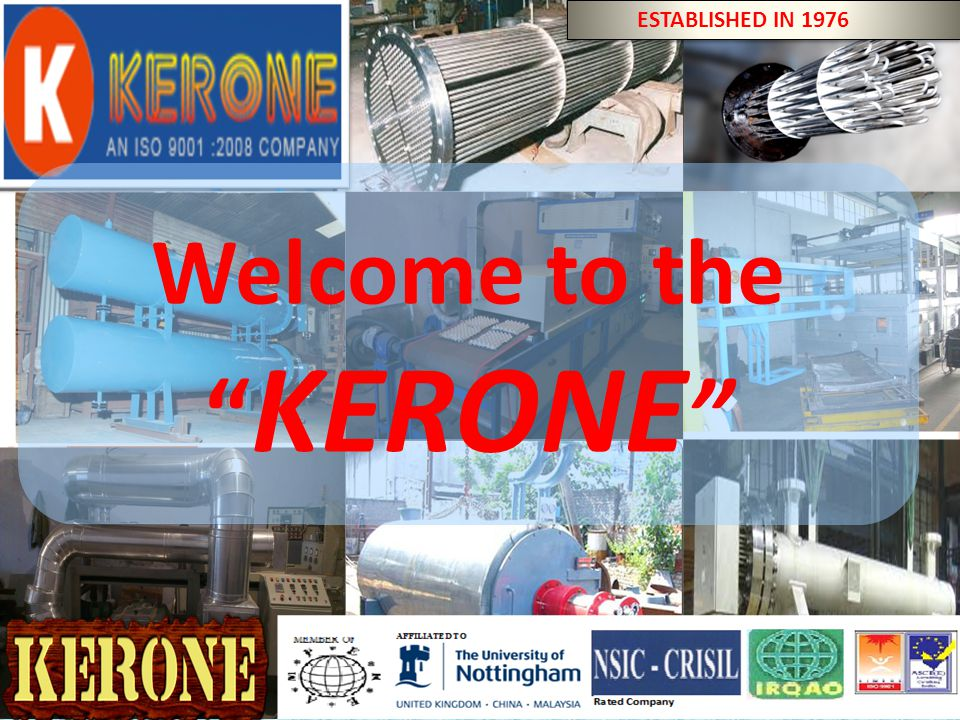 Welcome to the KERONE