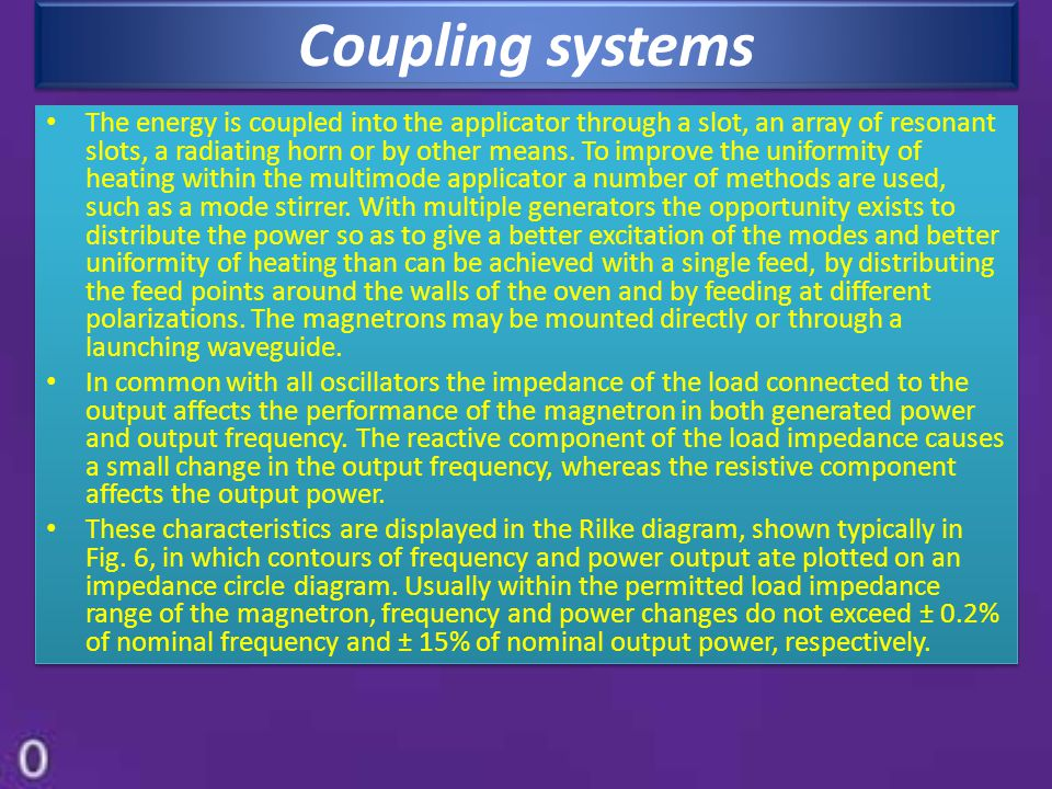 Coupling systems