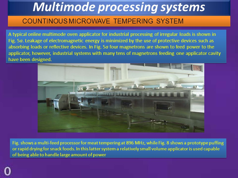 Multimode processing systems