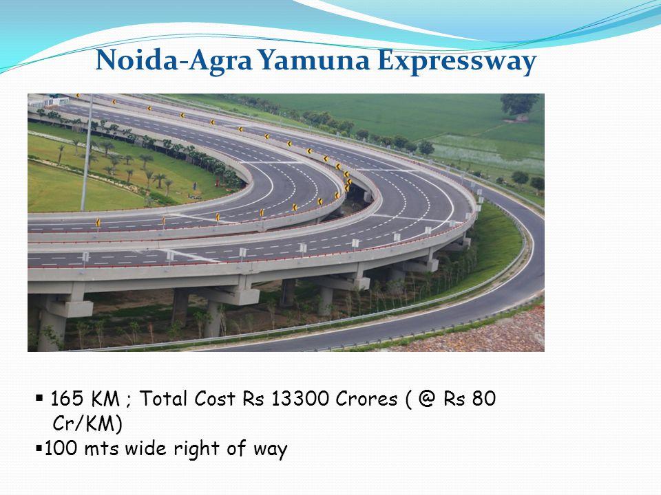 Noida-Agra Yamuna Expressway