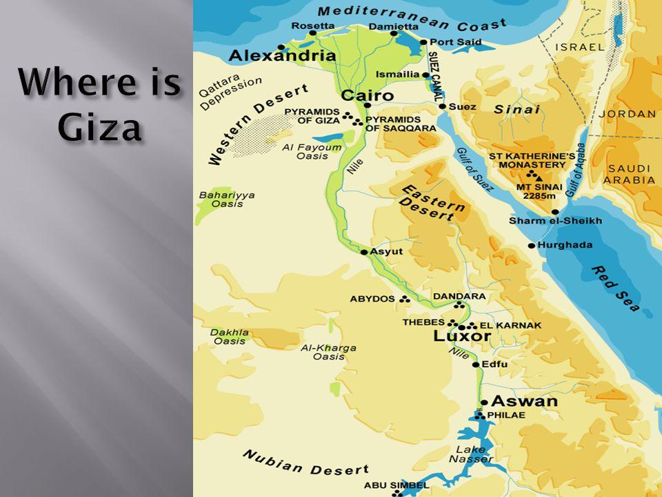 Where is Giza