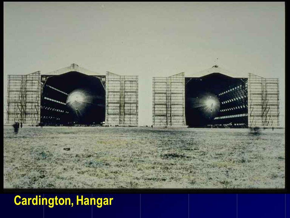 Cardington, Hangar