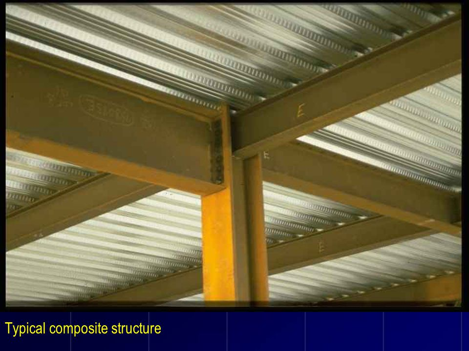 Typical composite structure