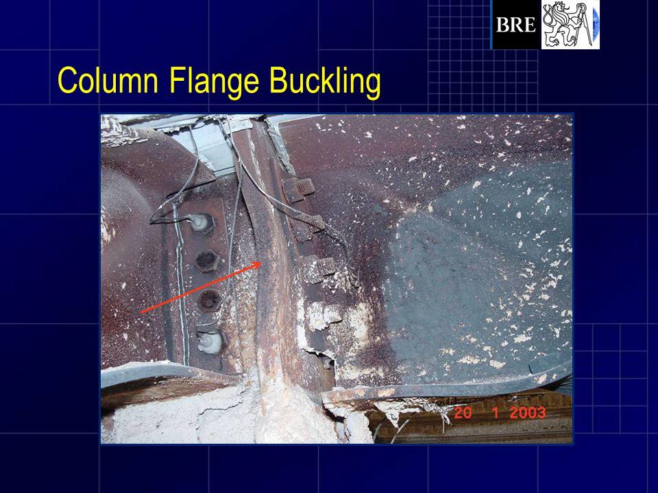 Column Flange Buckling