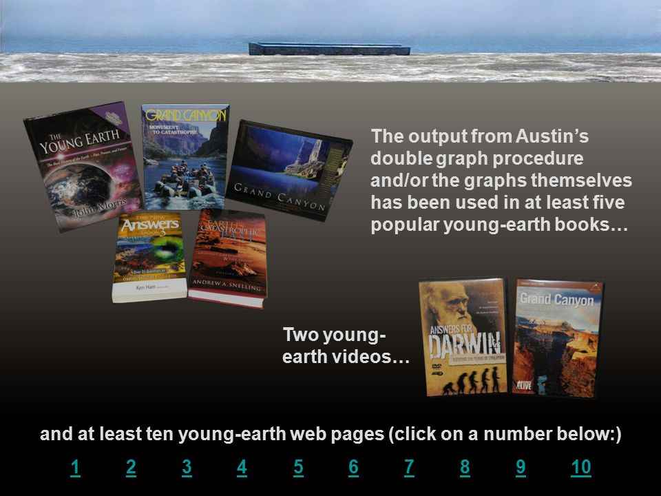 and at least ten young-earth web pages (click on a number below:)