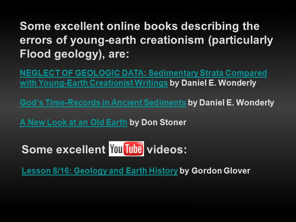 Some excellent videos: