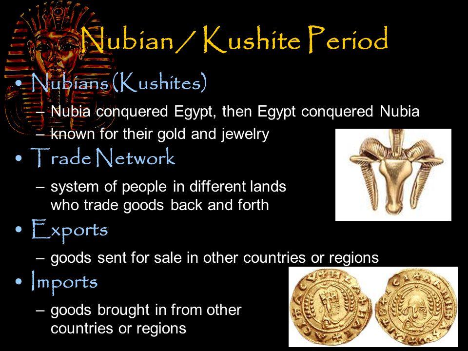 Nubian / Kushite Period