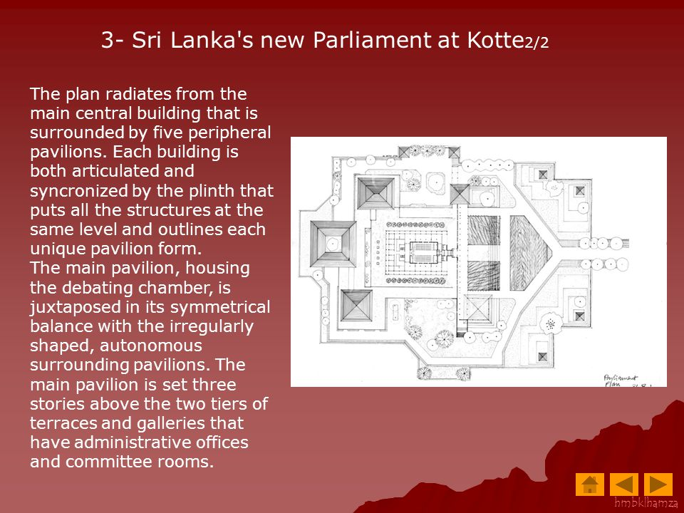 3- Sri Lanka s new Parliament at Kotte2/2