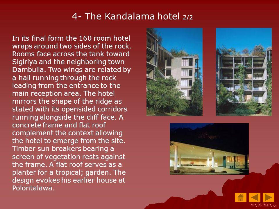 4- The Kandalama hotel 2/2