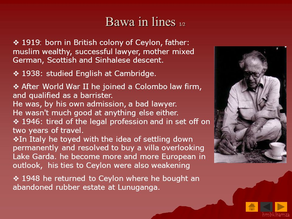 Bawa in lines 1/2