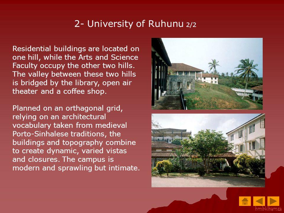 2- University of Ruhunu 2/2
