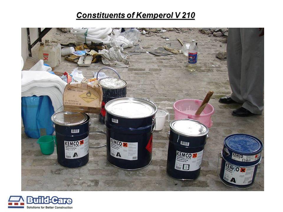 Constituents of Kemperol V 210