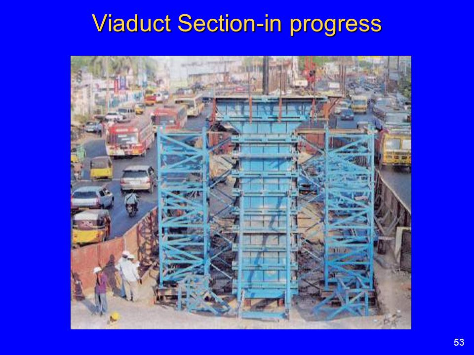 Viaduct Section-in progress