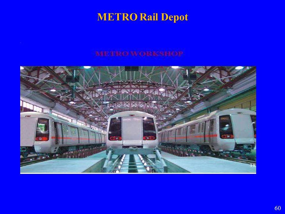 METRO Rail Depot 60 60