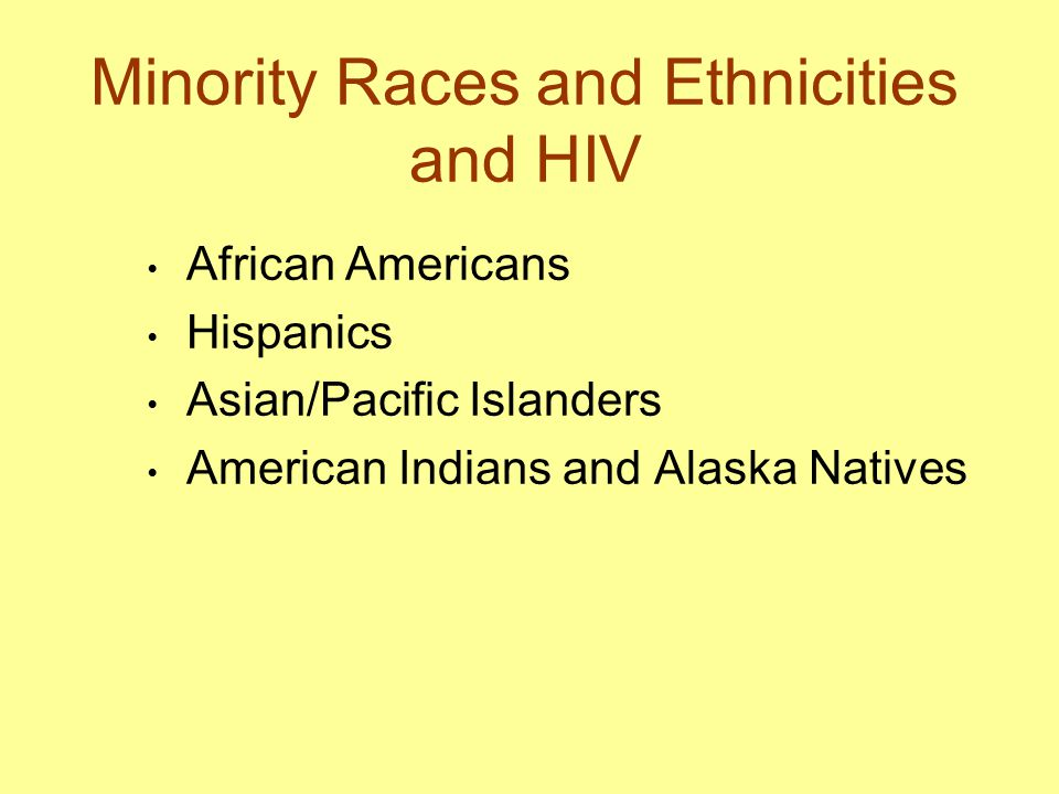 Asian americans and hiv aids