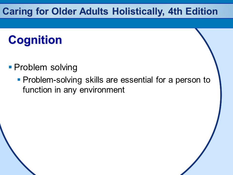 Cognition Problem solving