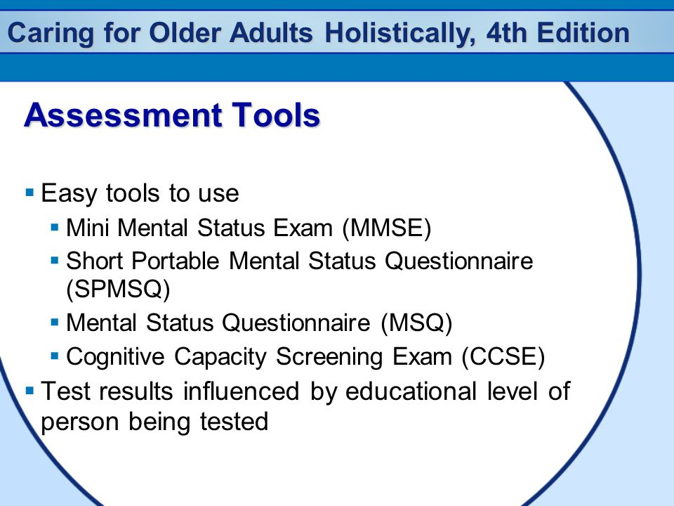 Assessment Tools Easy tools to use