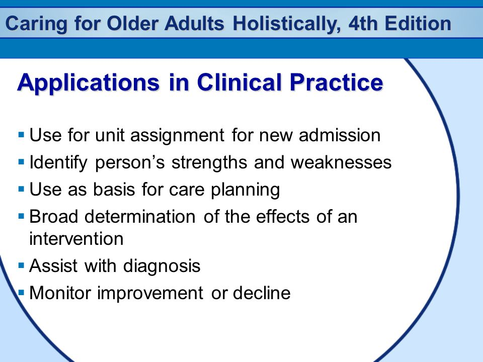 Applications in Clinical Practice