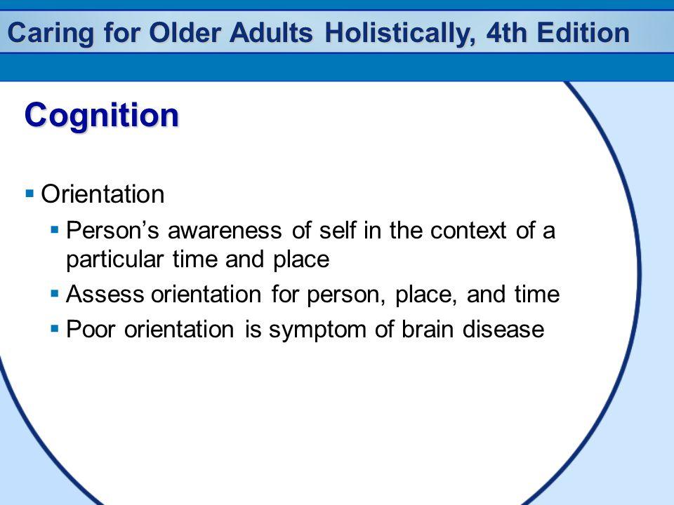 Cognition Orientation