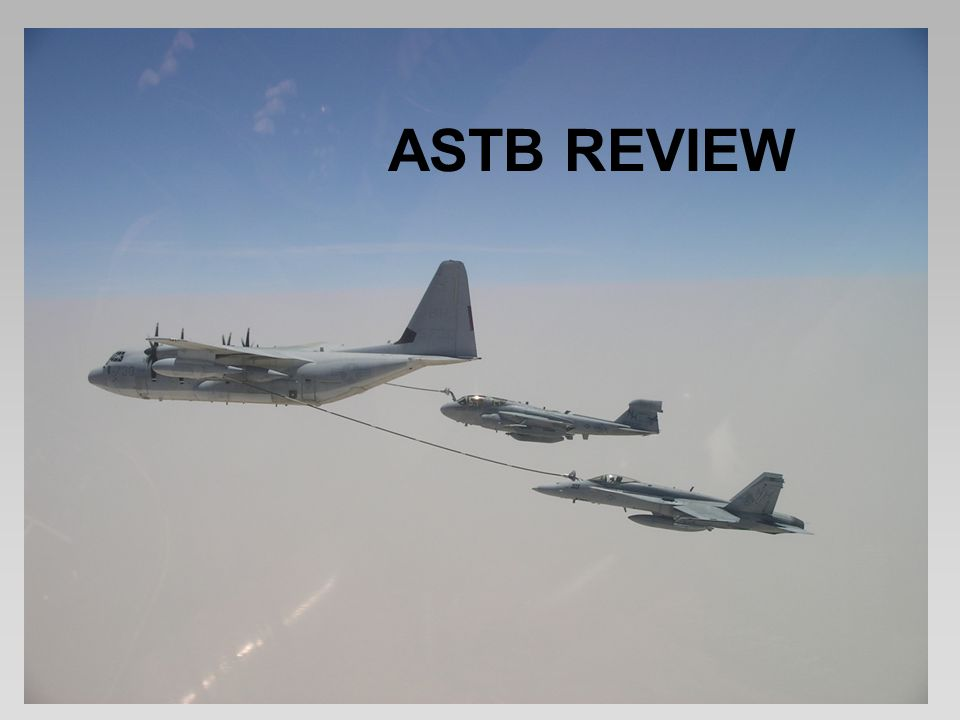 ASTB REVIEW