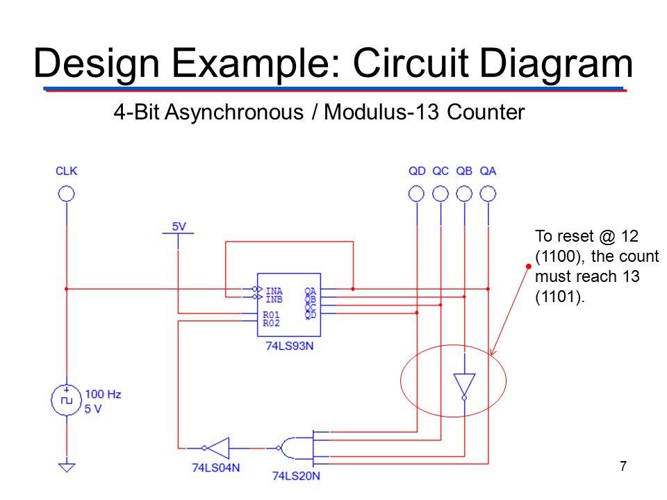 Design Example: Circuit Diagram