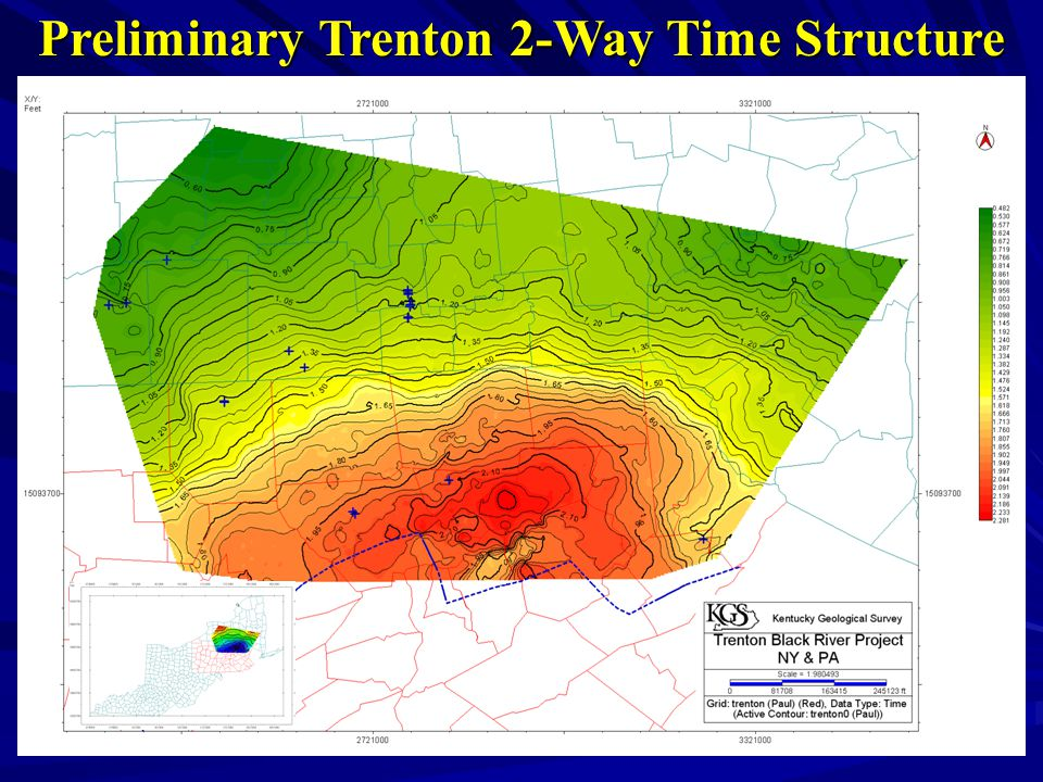 Preliminary Trenton 2-Way Time Structure
