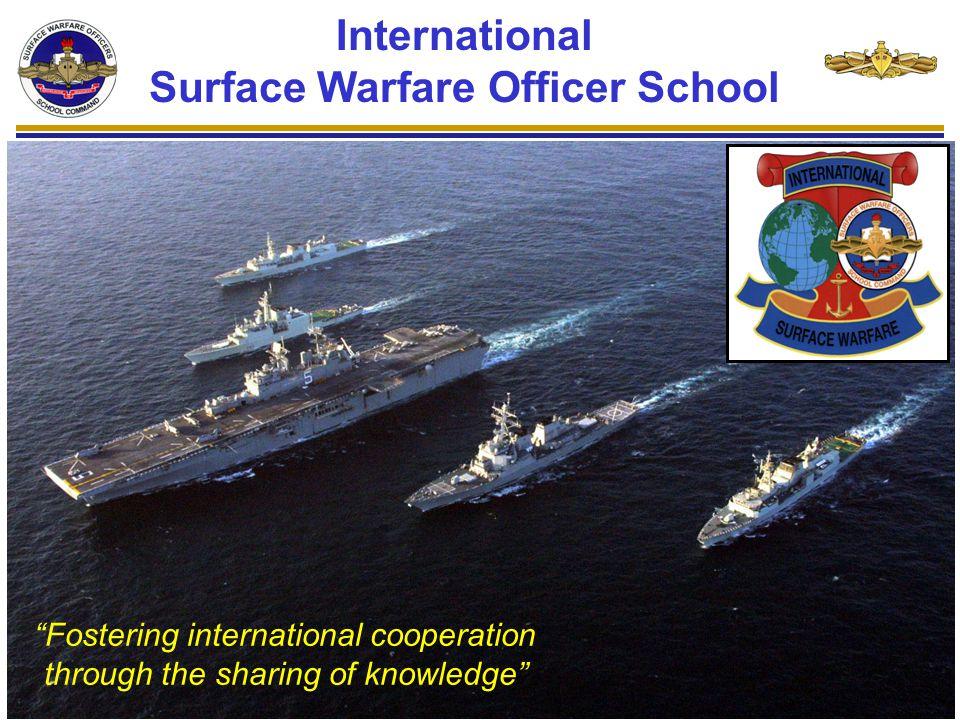 International Surface Warfare Officer School