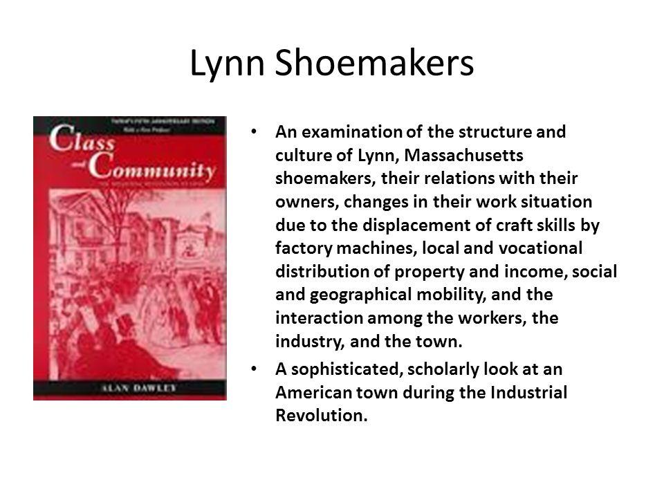 Lynn Shoemakers