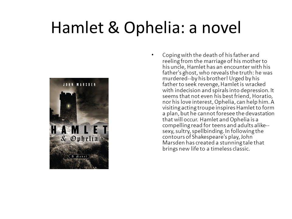 Hamlet & Ophelia: a novel
