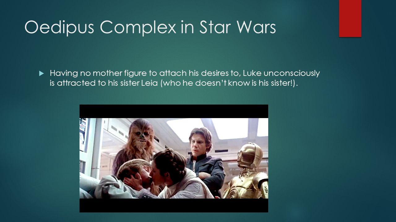 Oedipus Complex in Star Wars
