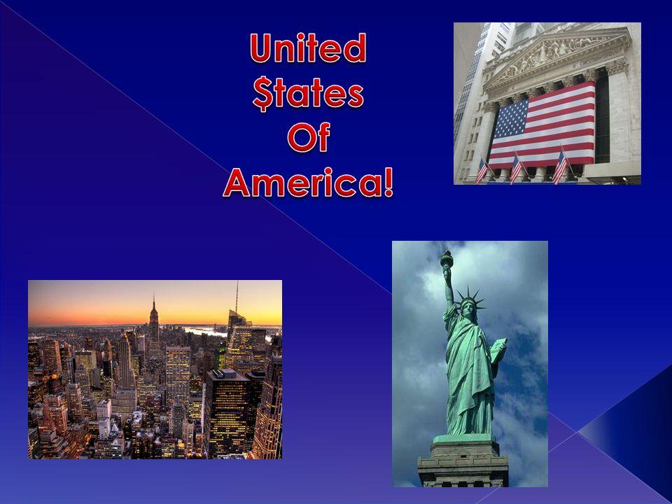 United $tates Of America!