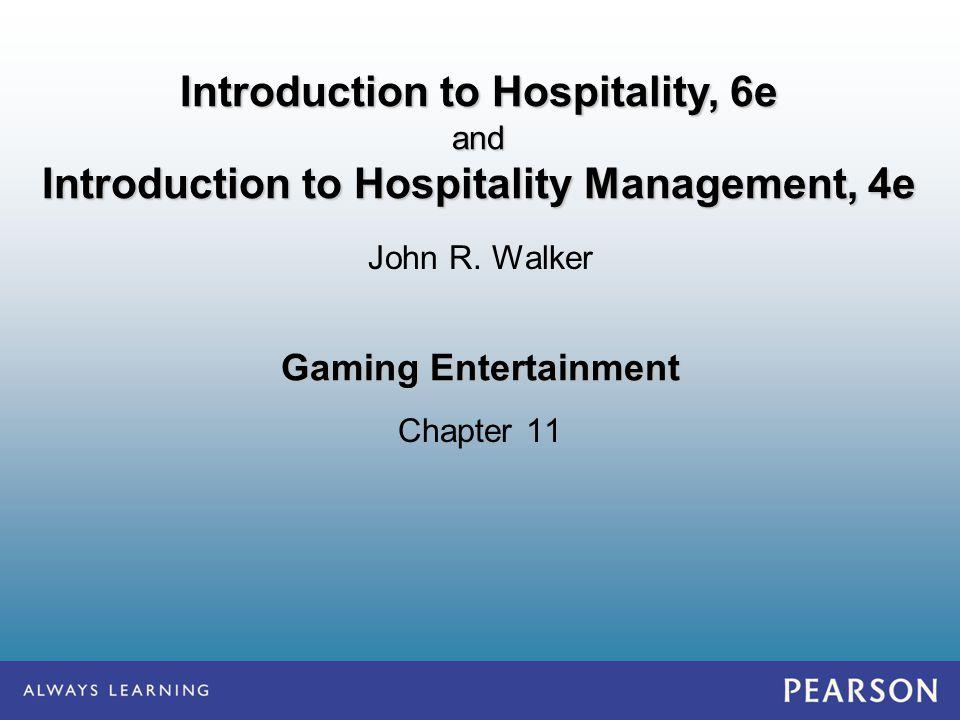 Introduction to Hospitality, 6e