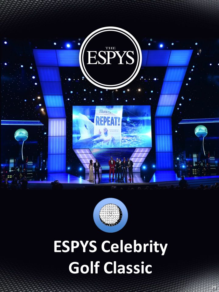 ESPYS Celebrity Golf Classic