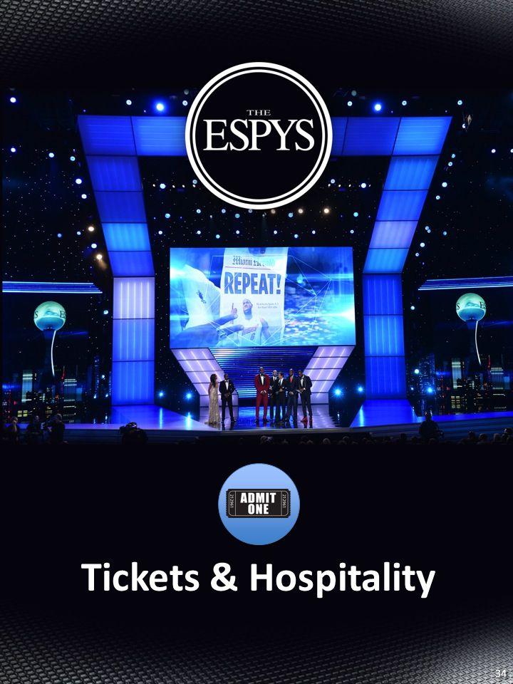 Tickets & Hospitality