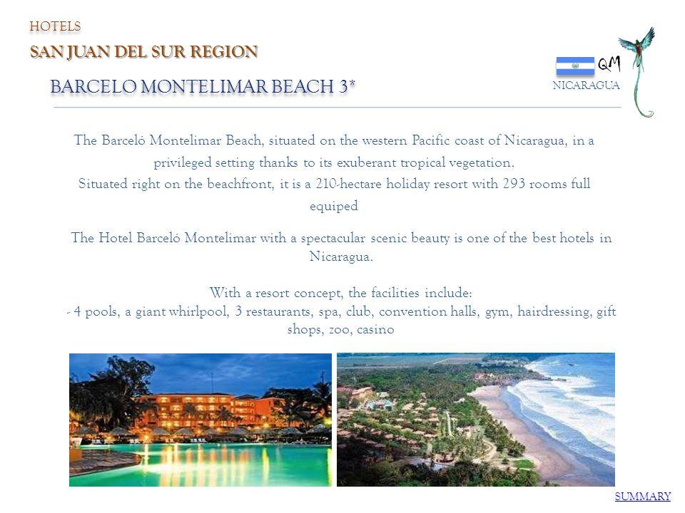 BARCELO MONTELIMAR BEACH 3*