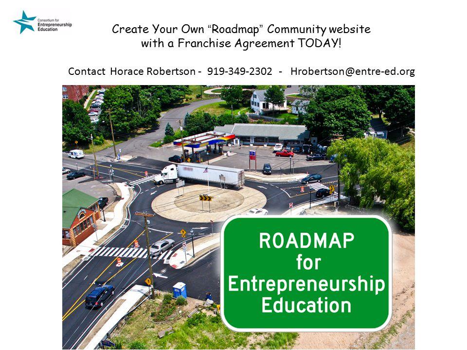 Create Your Own Roadmap Community website