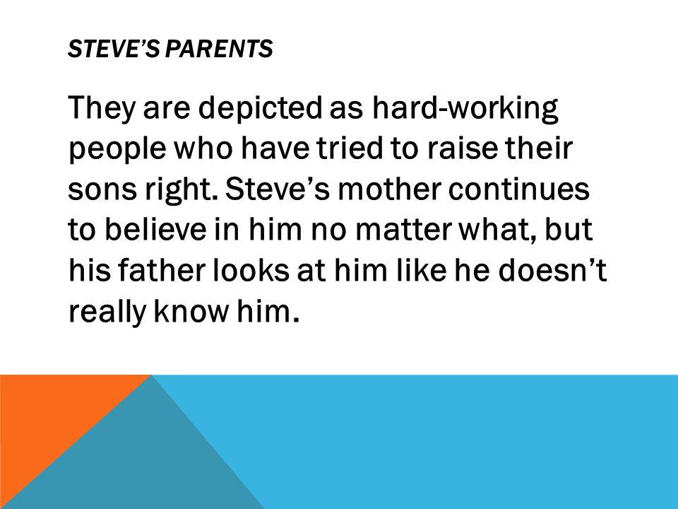 Steve's parents