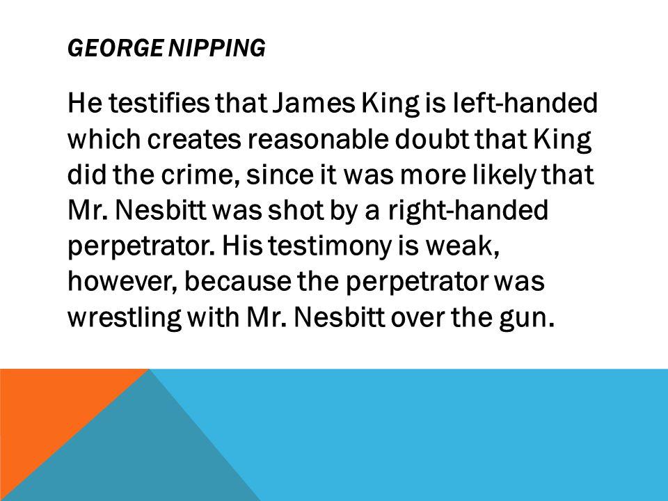 George Nipping
