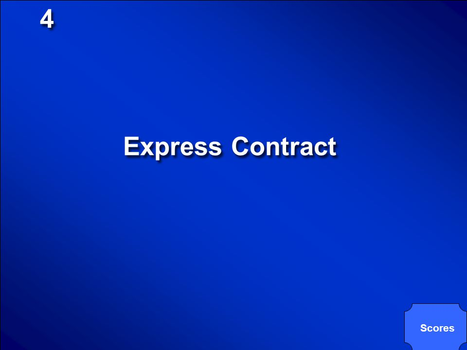 4 Express Contract Scores