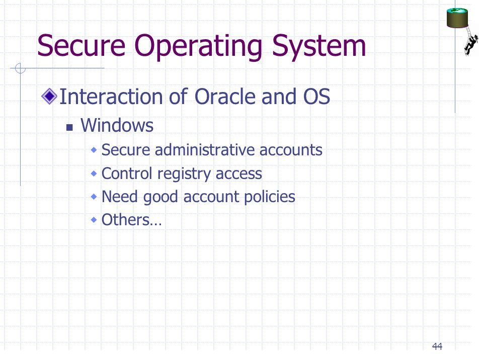 Secure Operating System