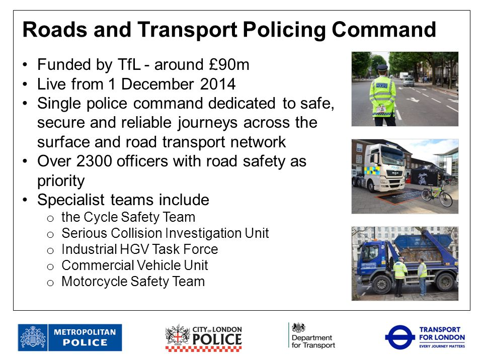 Roads and Transport Policing Command