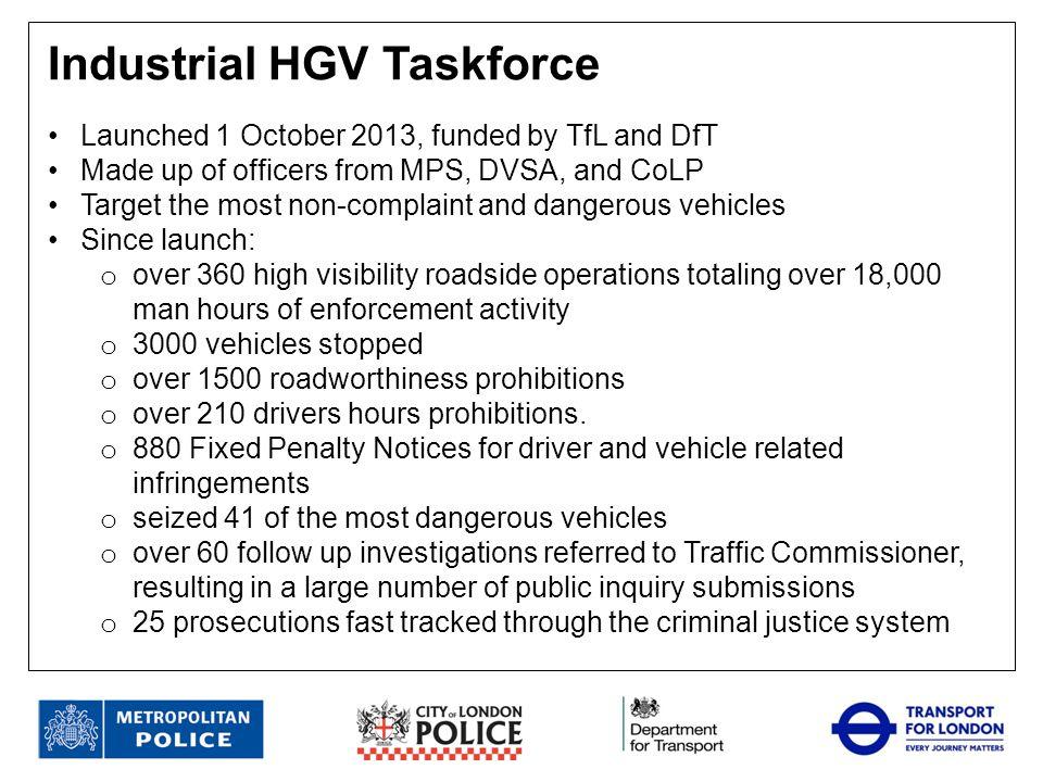 Industrial HGV Taskforce