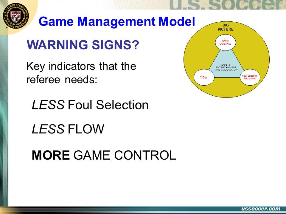 2009 MLS Training Seminar – FINAL 2-10--2009 LESS FLOW
