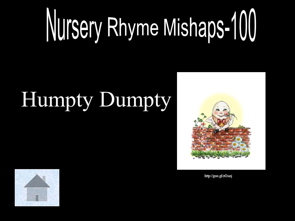 Nursery Rhyme Mishaps-100