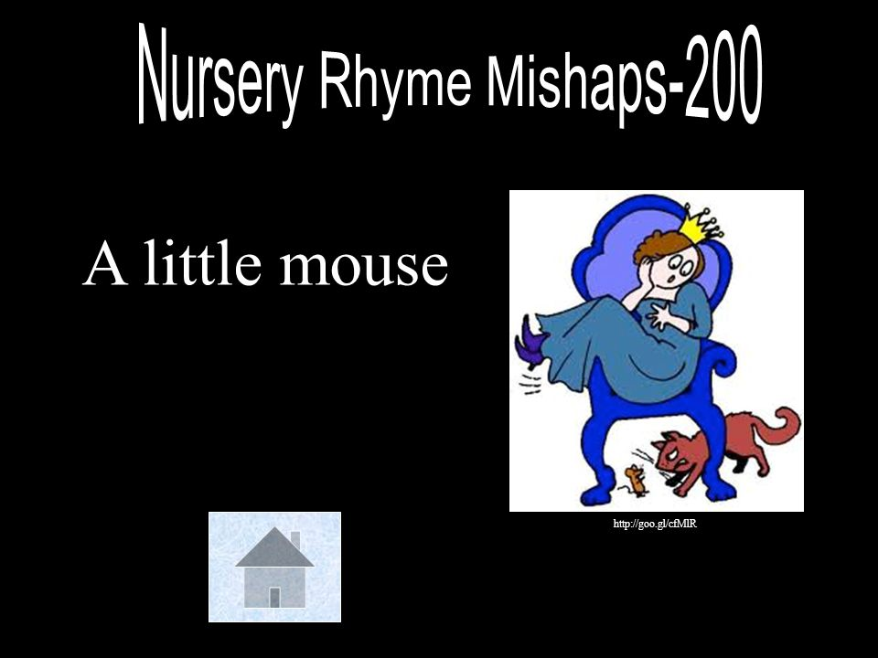 Nursery Rhyme Mishaps-200