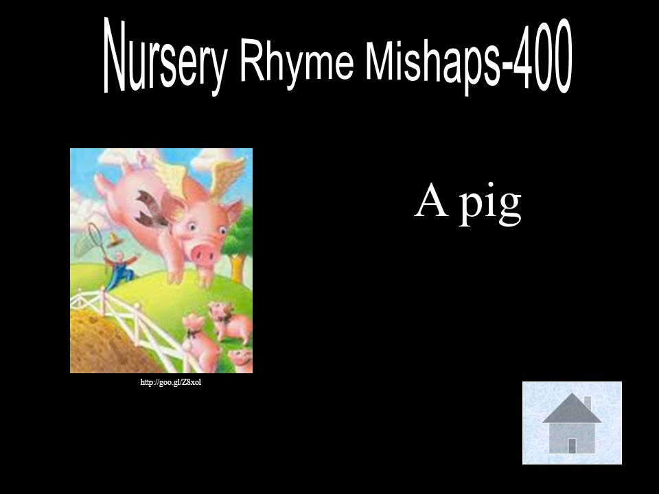 Nursery Rhyme Mishaps-400