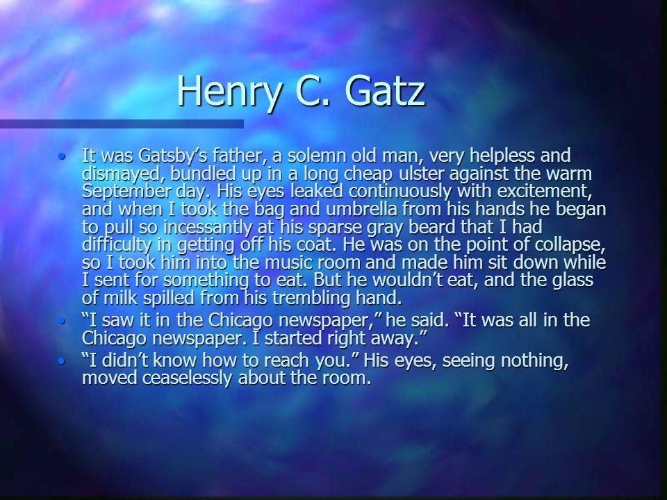 Henry C. Gatz