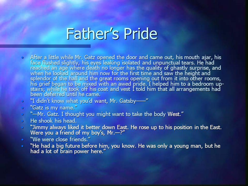 Father's Pride