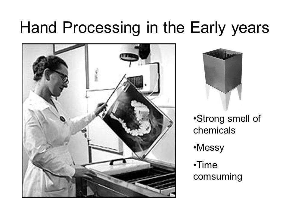 Hand Processing in the Early years