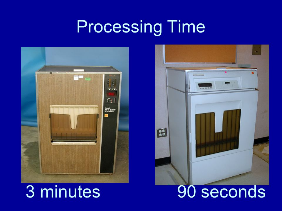 Processing Time 3 minutes 90 seconds